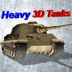 Heavy 3D Tanks